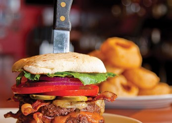 Kenny's Burger Joint Merges Fun Atmosphere With Serious Food