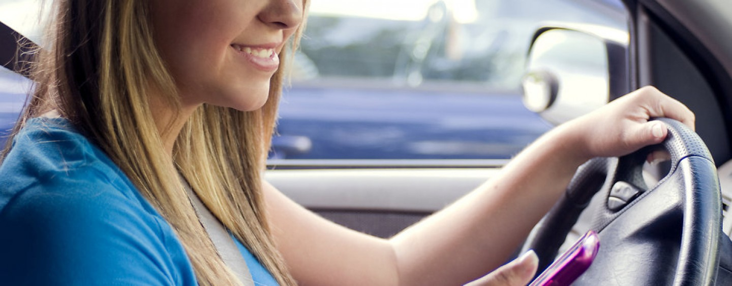 #NotCool: Distracted Driving is the Single Biggest Threat to Young Drivers