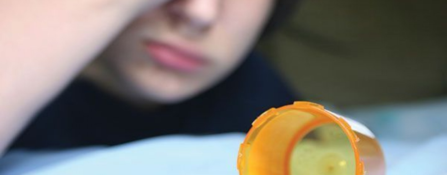 Substance Abuse and Teens: A Prescription for Disaster