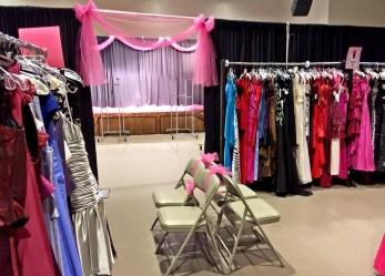 St. Andrew's Prom Closet