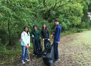 Shepton High School Environmental Club