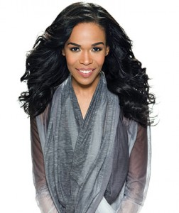 Michelle Williams, best-selling musical artist, formerly a member of Destiny's Child.  Photo credit: Derek Banks
