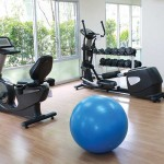 """One-third of new and potential home buyers list a home gym as essential or desirable."" - National Association of Home Builders"