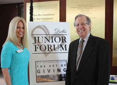 Dallas Junior Forum Celebrates the Art of Giving