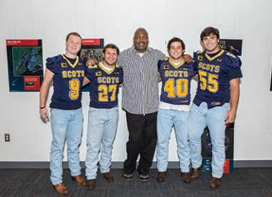 31st Annual Care Breakfast featuring Charles Haley