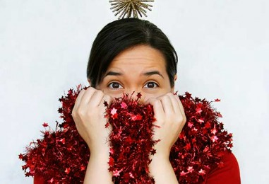 Holiday Survival Tips with a Grain of Salt (And a Glass of Wine)