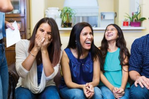 Mom-and-daughters-laughing_game-night