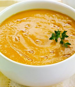 Sweet-Potato-and-Andouile-soup