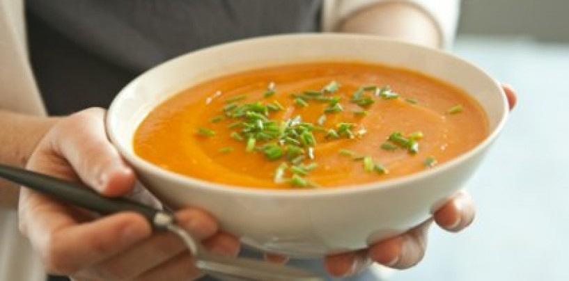 Comfort Food Soup Recipes