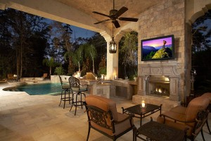 """An outdoor living area provides more bang for the buck than any other room. The return in Texas is about 150% of your investment."" - Ann O'Blenes, Broker-Associate, RE/Max Dallas Suburbs"