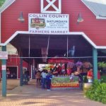 Collin County Farmer's Market in Murphy, Texas.
