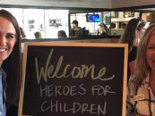 Heroes for Children Receives More Than $90,000 from Hopdoddy Burger Bar