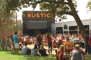 The Rustic in Uptown