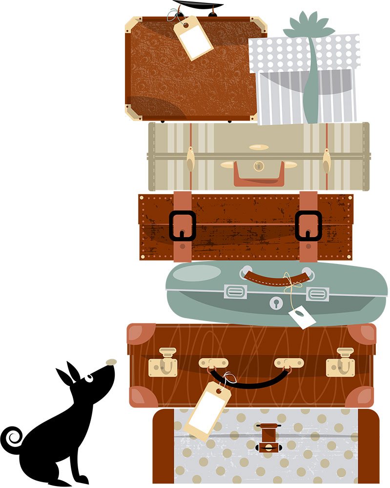 LuggageIllustration