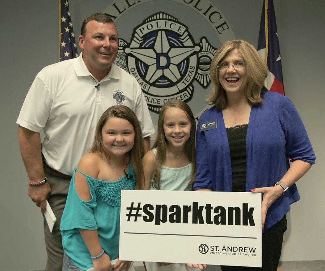 Spark Tank Lemonade Stand