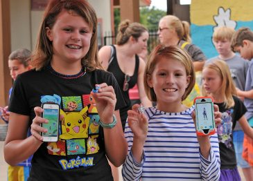 Hawaiian Falls The Colony hosts Pokémon event