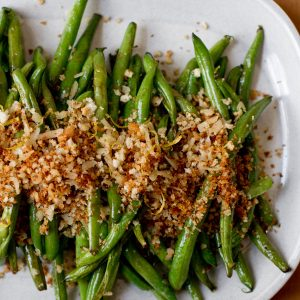 green_beans_with_lemon_parmesan_panko