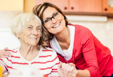 Senior Life and the Sandwich Generation