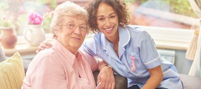 Home Care a Mother (Even Mine) Could Love