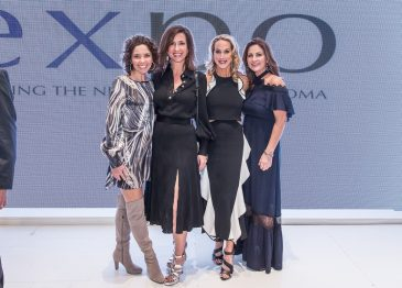 EXPOSED, a night of fashion and fundraising