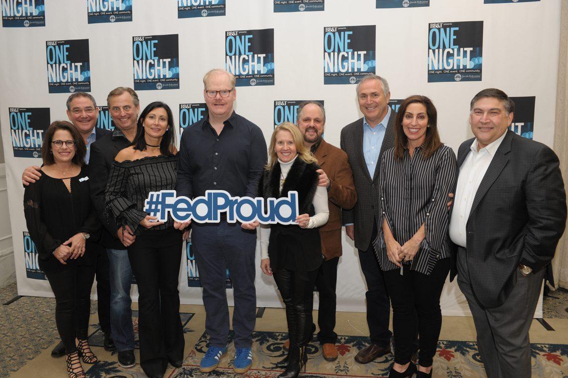 'One Night' benefiting the Jewish Federation