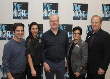 'One Night' benefiting the Jewish Federation