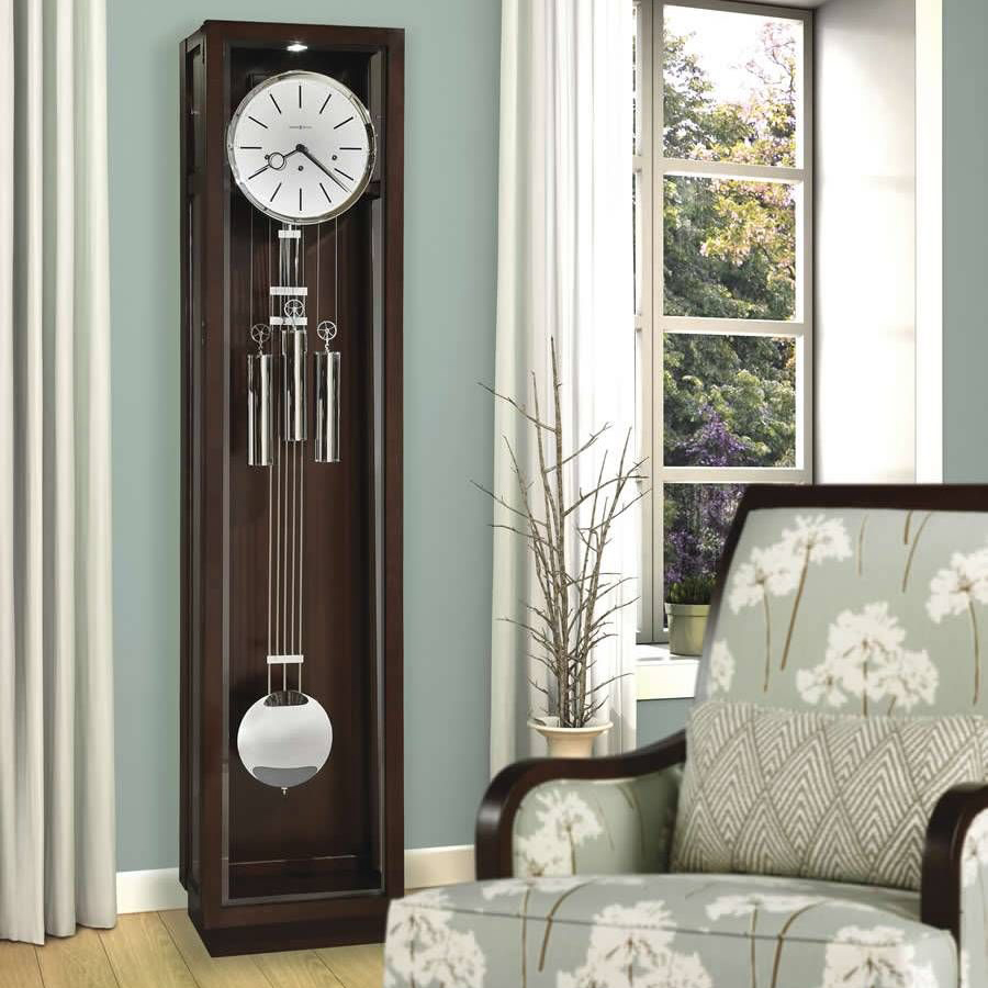 Howard Miller Grandfather Clock Modern