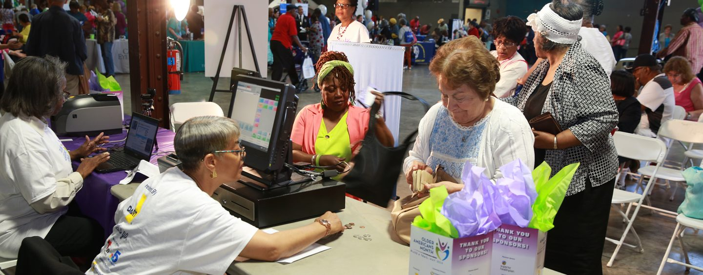 DART Hosts Annual Health Fair for Older Americans May 11