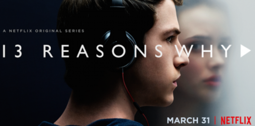 "Student Safety Information:  What you should know about the Netflix series ""13 Reasons Why"""