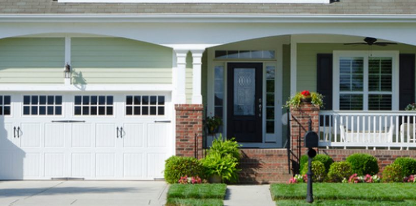 Crime Trend – Open Garage Doors