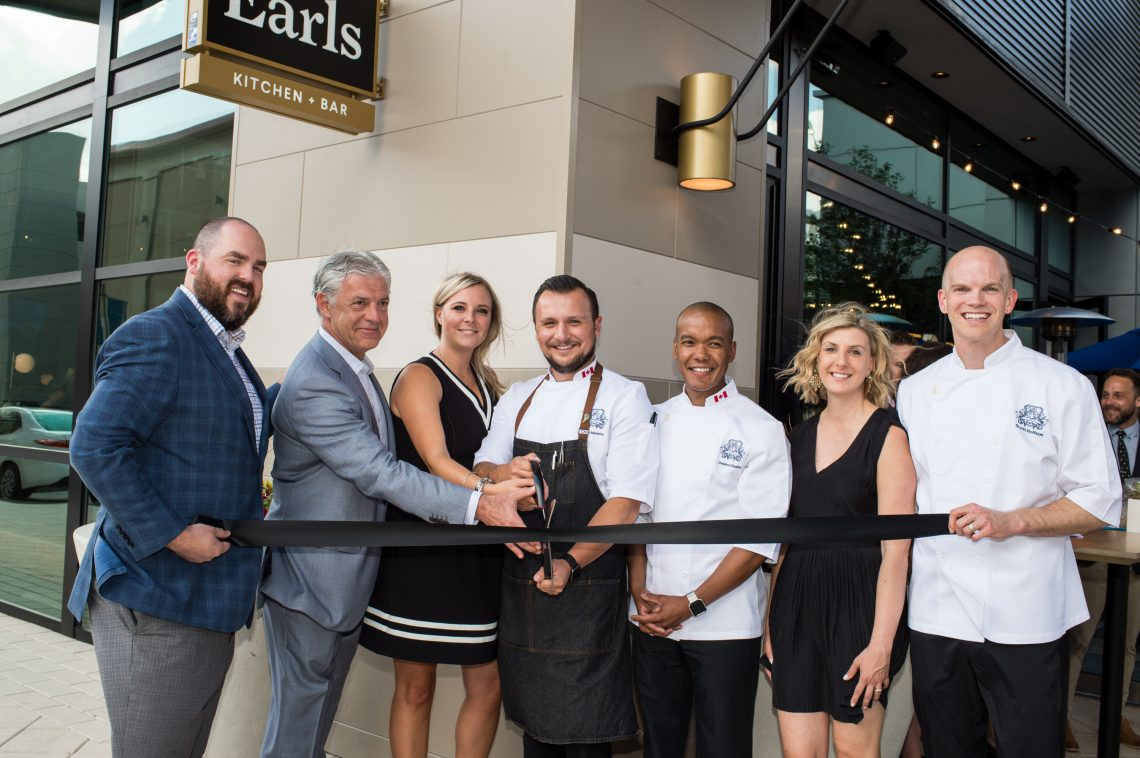 Earls Kitchen + Bar Opens at Legacy West