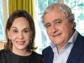 Joanne & Charles Teichman to Serve as Honorary Chairs of the 25th Anniversary Partners Card