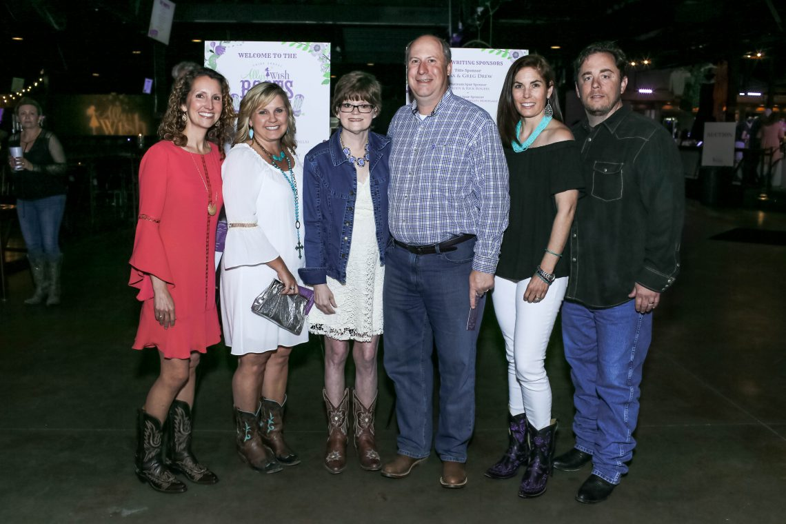 3rd Annual Boots & Blessings Gala  benefiting Ally's Wish