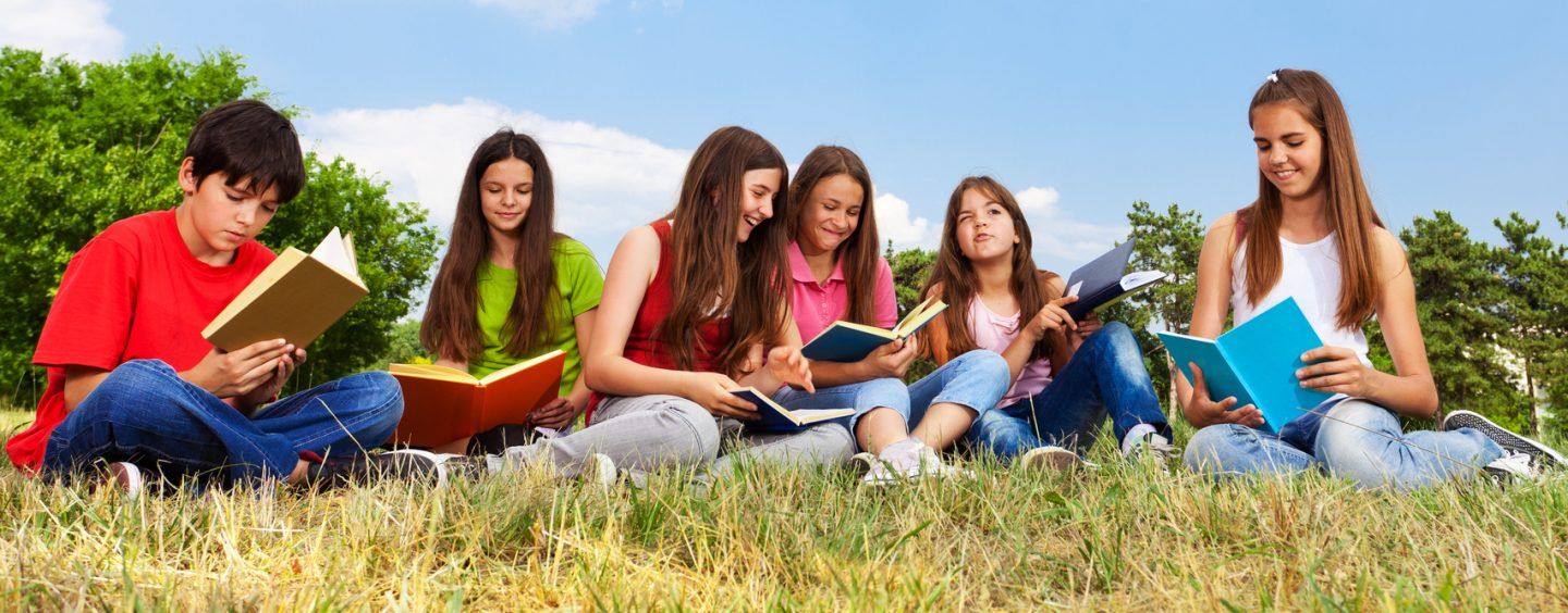 6 Simple Ways to Raise Kids Who Love to Read