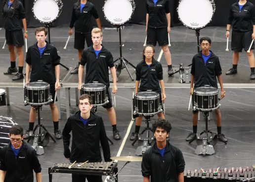 Plano West Drumline Wins First Place