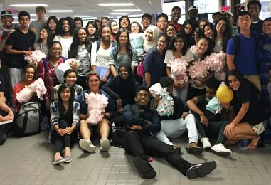 Richland Collegiate High School Students Give Back
