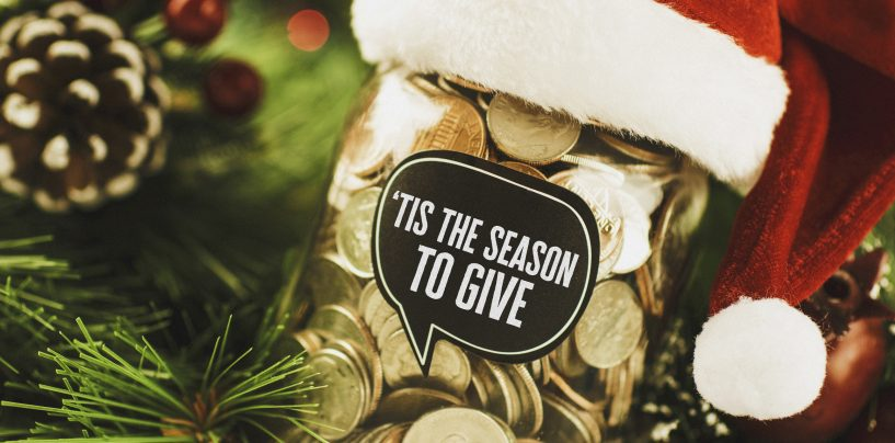 The Gift of Giving:  Make Charity a Family Affair