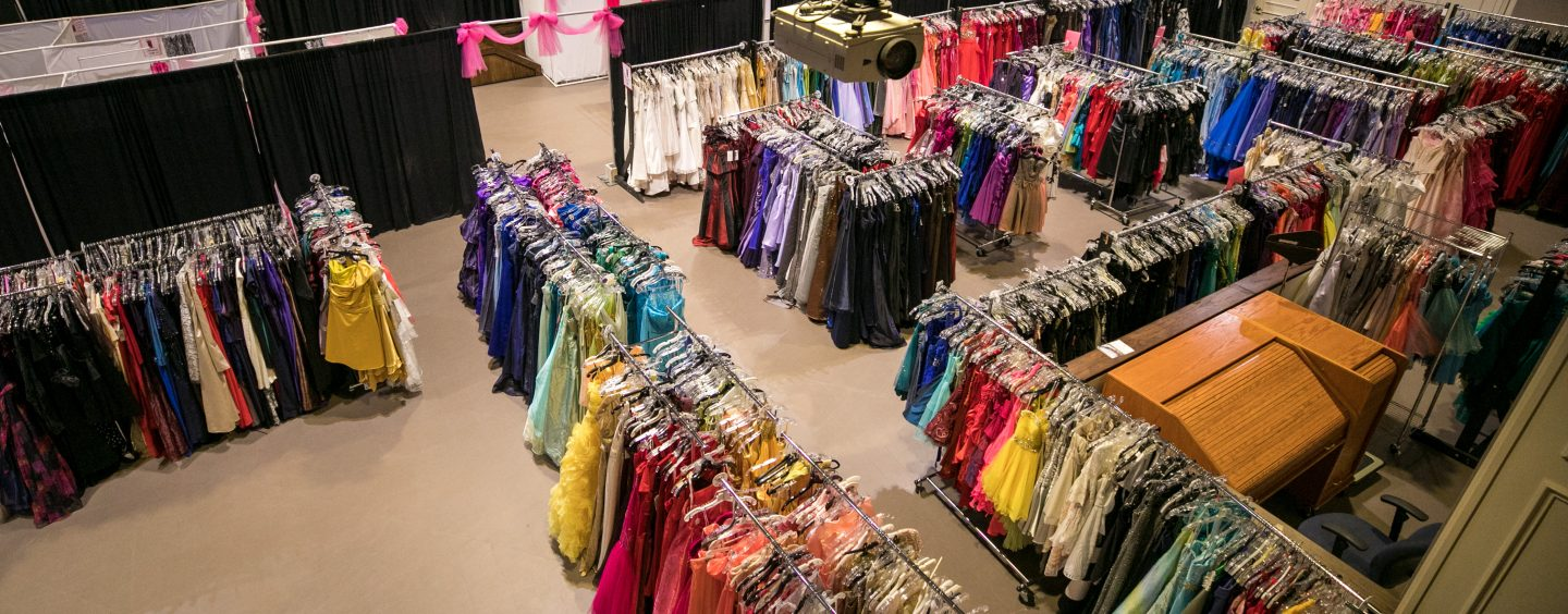 10th Annual Prom Closet to Offer FREE Prom Attire