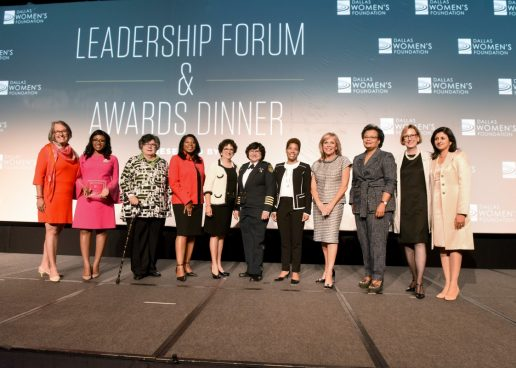 Dallas Women's Foundation Honors Six Women for Leadership and Service Impacting the Lives of Women and Girls