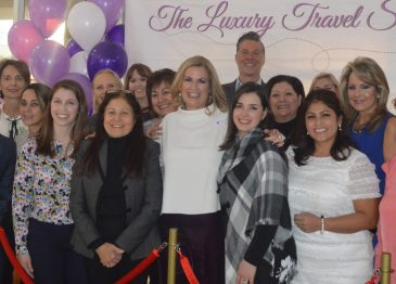 Wendy Sandridge's TravelStore Travel Show & Party
