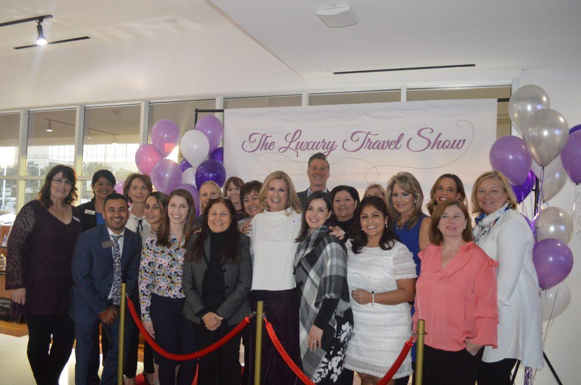 Wendy Sandridge's TravelStore Travel Show & Party