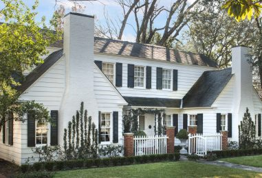 Tickets are Now On Sale for the Park Cities Historic and Preservation Society Historic Home Tour
