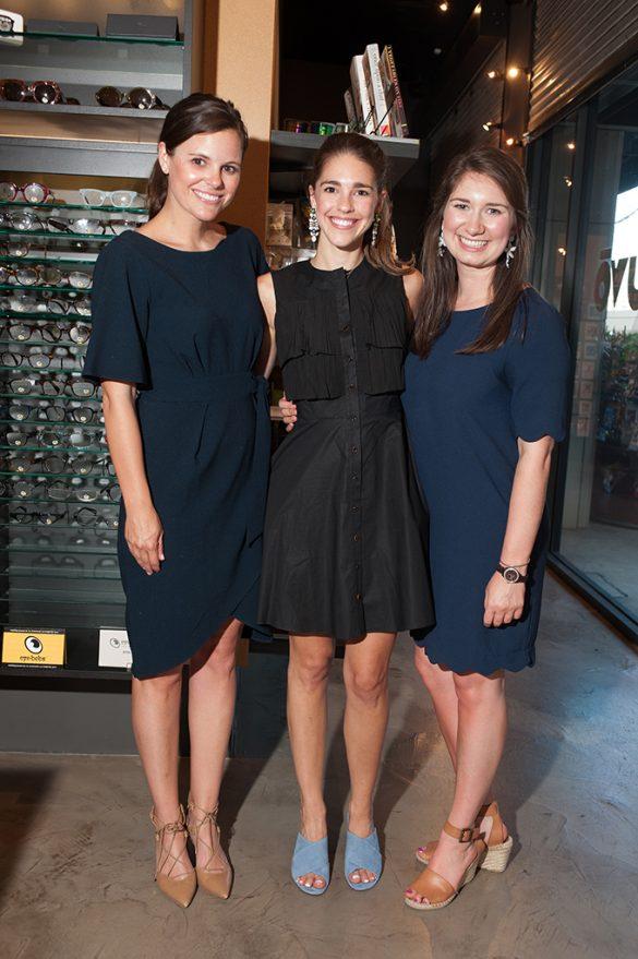 McKenna Gannon, Grace Dewar, Emily Roberts