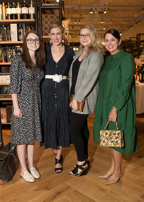 Sarah Haemisegger, Kristen Gibbins, Kristin Casner, Melissa Sherrill