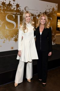 two women 32nd Annual Children's Cancer Fund Gala