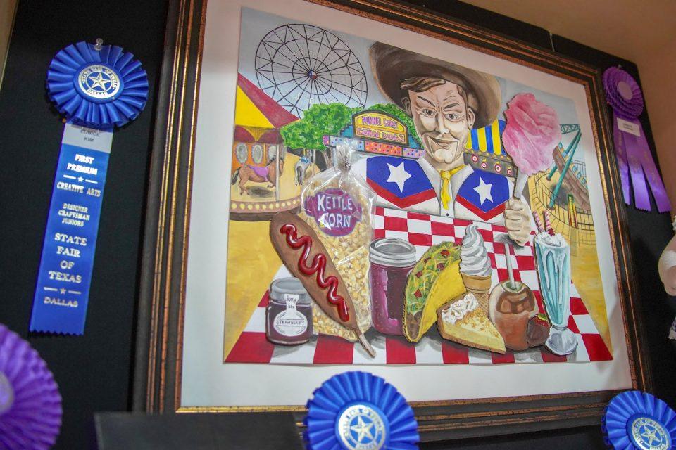 2020 State Fair of Texas Art Contest
