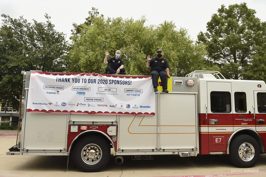Firetruck, Parade